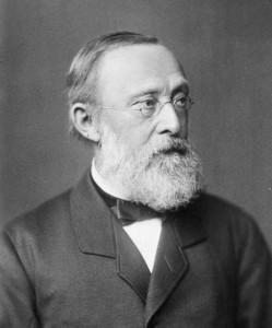 Rudolf Virchow fundador de la anatomia patologica