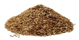 La linaza, semilla de la planta del lino, es una de las fuentes de fibra y de Omega 3 más importantes