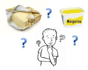 margarina vs mantequilla