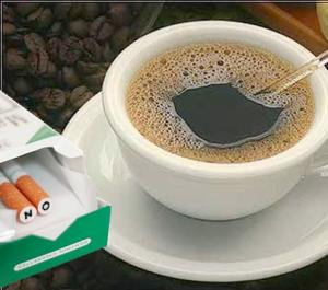 fumar-cafe