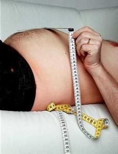 La acumulación de grasa abdominal favorece la aparición de diabetes tipo II